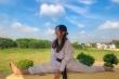 Nữ sinh Đại học Kinh tế quốc dân xinh đẹp, đam mê taekwondo