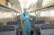 Hàng không siết chặt quy định phòng, chống dịch COVID-19 với các nhân viên