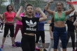 Phát sốt với vũ điệu 'đẩy lùi Covid-19' của các bà cô Hà Nội