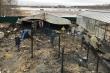 Cháy nhà kính ở ngoại ô Matxcơva khiến 8 người thiệt mạng, nghi có người Việt