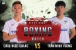 Video: Cầu thủ HAGL đấu boxing trong lồng bát giác