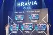 Sony Việt Nam ra mắt TV Bravia 2019, giá bán có thể lên tới 300 triệu đồng