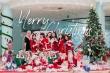Hoa khôi Đại học FPT khoe vũ đạo nóng bỏng đón Giáng sinh