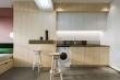 Căn hộ siêu nhỏ 23m2 rộng bất ngờ nhờ lối thiết kế nội thất tối giản