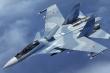 Video: Tiêm kích 'hổ mang chúa' Su-30SM dũng mãnh đánh chặn đối thủ ở Kuban
