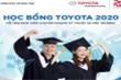 Toyota Việt Nam trao tặng 200 suất học bổng hỗ trợ sinh viên kỹ thuật và âm nhạc