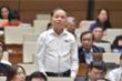 ĐBQH tranh luận nảy lửa quanh quyết định cách chức hiệu trưởng ĐH Tôn Đức Thắng