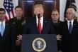 Biểu tình khắp nước Mỹ, Tổng thống Donald Trump phải xuống boongke trú ẩn