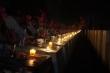 Hàng ngàn ngọn nến tri ân thắp sáng Vị Xuyên trong đêm