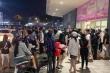 TP.HCM: Công an nổ súng trấn áp nhóm hỗn chiến trước trung tâm thương mại