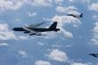 Nga điều tiêm kích chặn máy bay ném bom B-52 của Mỹ trên biển Okhotsk