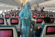 Hàng không tăng cường kiểm soát hành khách đến từ TP.HCM