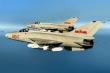Đài Loan xuất kích máy bay chặn chiến đấu cơ Trung Quốc đi vào ADIZ