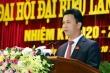 Ông Đặng Quốc Khánh tái đắc cử Bí thư Tỉnh uỷ Hà Giang với số phiếu tuyệt đối