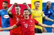 Bundesliga tạm hoãn vì COVID-19, dàn 'thương binh' hạng sang vô tình hưởng lợi