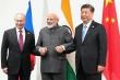 Tổng thống Putin: Vai trò dẫn đầu của phương Tây sắp kết thúc, cơ chế như G-7 vô nghĩa nếu thiếu Trung Quốc, Ấn Độ