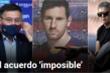 Cuộc chiến Messi - Barca chỉ có thể kết thúc tại tòa án