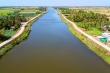 Hồ trữ nước ngọt lớn nhất miền Tây nhiễm mặn, dân mua nước giá 80 nghìn đồng/m3
