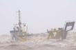 Quảng Trị: Hành trình cứu hộ các thuyền viên tàu Vietship 01 gặp nạn trên biển