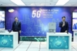 2 bộ trưởng gọi thử 5G trên thiết bị do Việt Nam sản xuất