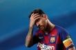 Messi thất thần, bất lực trong thất bại muối mặt của Barca
