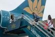 Chuyến bay Vietnam Airlines chậm trễ vì khách nữ làm loạn trên máy bay