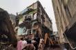 Thêm vụ sập nhà kinh hoàng ở Ấn Độ, 10 người thiệt mạng