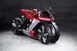 Siêu mô tô Lazareth LM 410 đắt ngang xe hơi cao cấp