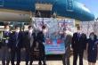 500.000 liều vaccine Vero-Cell của Sinopharm vừa về đến Việt Nam