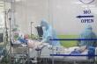 Phi công người Anh được thay thuốc kháng sinh, ngừng lọc máu