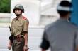 Thêm dấu hiệu Triều Tiên tăng cường lính ở Khu phi quân sự liên Triều