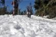 Video: Ngắm tuyết rơi phủ trắng đồi núi nhà cửa ở Y Tý, Lào Cai