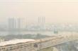 Sáng nay sương mù dày đặc bao phủ TP.HCM