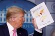Tổng thống Trump: Cứ đối phó Covid-19 như với bệnh cúm thông thường