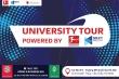 Điểm dừng chân đầu tiên của sự kiện Bundesliga University Tour