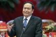Giới thiệu ông Trần Thanh Mẫn ứng cử đại biểu Quốc hội