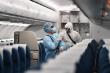 Tìm thấy 5 khách nhập cảnh trên chuyến bay với người Nhật nhiễm Covid-19