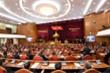 Toàn cảnh phiên bế mạc Hội nghị Trung ương 2, khóa XIII