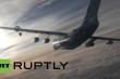 Video: Cận cảnh Il-78 tiếp nhiên liệu trên không cho Su-24M