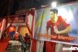 Nhà tuyển thủ Đỗ Hùng Dũng dựng rạp, nấu 30 mâm cỗ để cổ vũ U22 Việt Nam