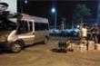 Nghẹt thở truy bắt xe chở rượu lậu điên cuồng trốn chạy CGST, húc móp xe biển xanh