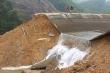 Tuyến kênh hơn 4.300 tỉ đồng ở Thanh Hóa đứt gãy 50m giữa mùa khô