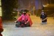 Hàng loạt ô tô, xe máy chìm trong biển nước sau cơn mưa lớn ở TP.HCM
