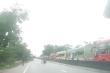 Quốc lộ 1A qua Quảng Bình ngập sâu hơn 1m, xe cộ xếp hàng dài 3km