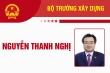 Infographic: Sự nghiệp Bộ trưởng Xây dựng Nguyễn Thanh Nghị