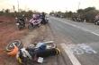 Xe ô tô tông xe máy ở Gia Lai, 3 người trong gia đình chết thương tâm