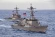 Chính quyền Biden liên tiếp 'nắn gân' Trung Quốc trong vấn đề Biển Đông