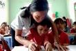 Lớp học miễn phí trên cao nguyên của cô giáo khuyết tật