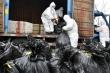 Dịch Covid-19: Vũ Hán đau đầu tìm cách xử lý núi rác thải y tế khổng lồ