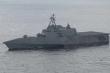 Tàu chiến Mỹ di chuyển vào Biển Đông